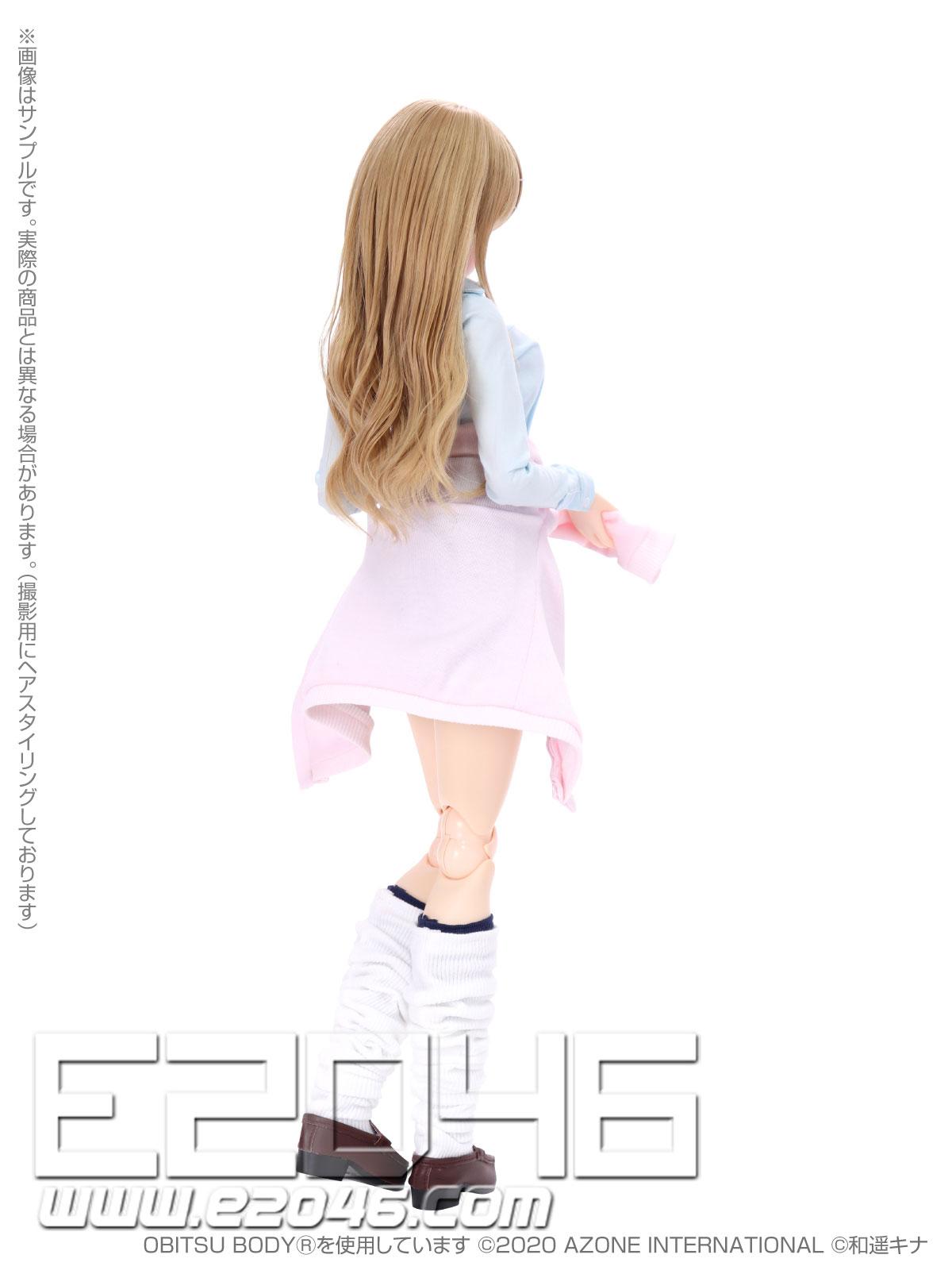 Yui Fair Skin Little Devil Version (DOLL)