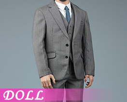 DL3985 1/6 Men's Gentleman Suit D (DOLL)