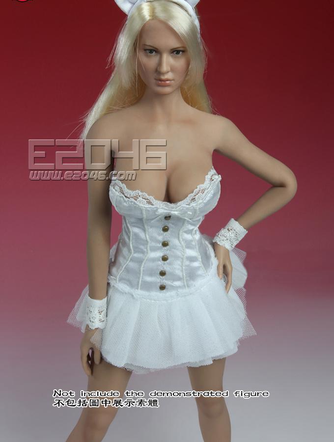 Sexy Basque corset Dress B (Dolls)