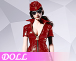 DL1116 1/6 Sexy War women suit - Leather VER. B (Doll)