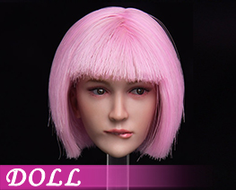 DL3839 1/6 Pouting Expression Female Head A (DOLL)