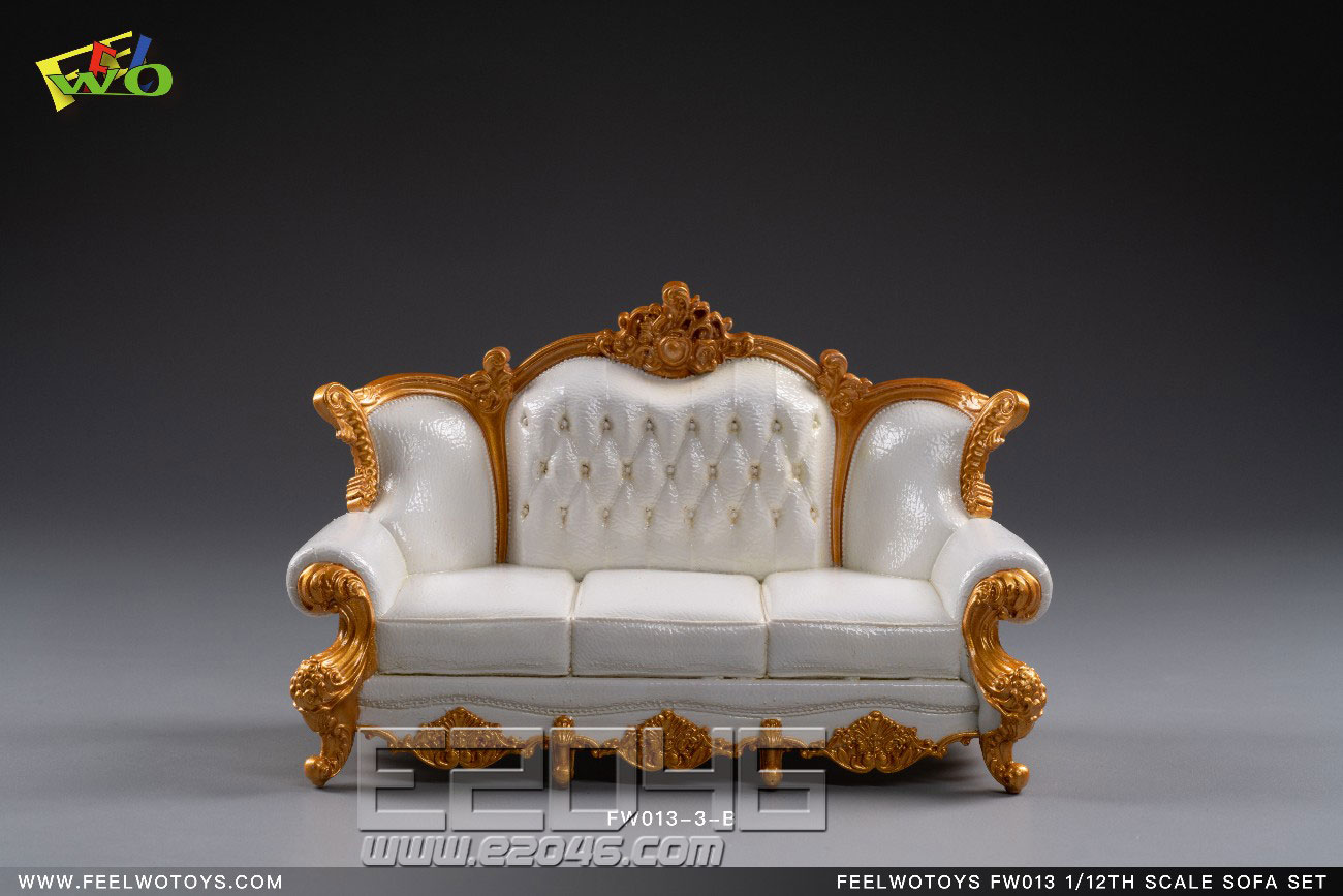 Sofa Three Person B (DOLL)