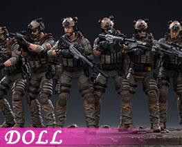 DL2771 1/18 Us Navy SEALs (DOLL)