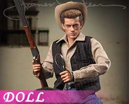 DL3754 1/6 James Dean Deluxe Version (DOLL)