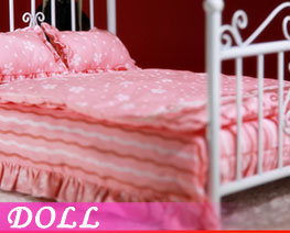 DL2255 1/6 Metal Bed Base Set K (DOLL)