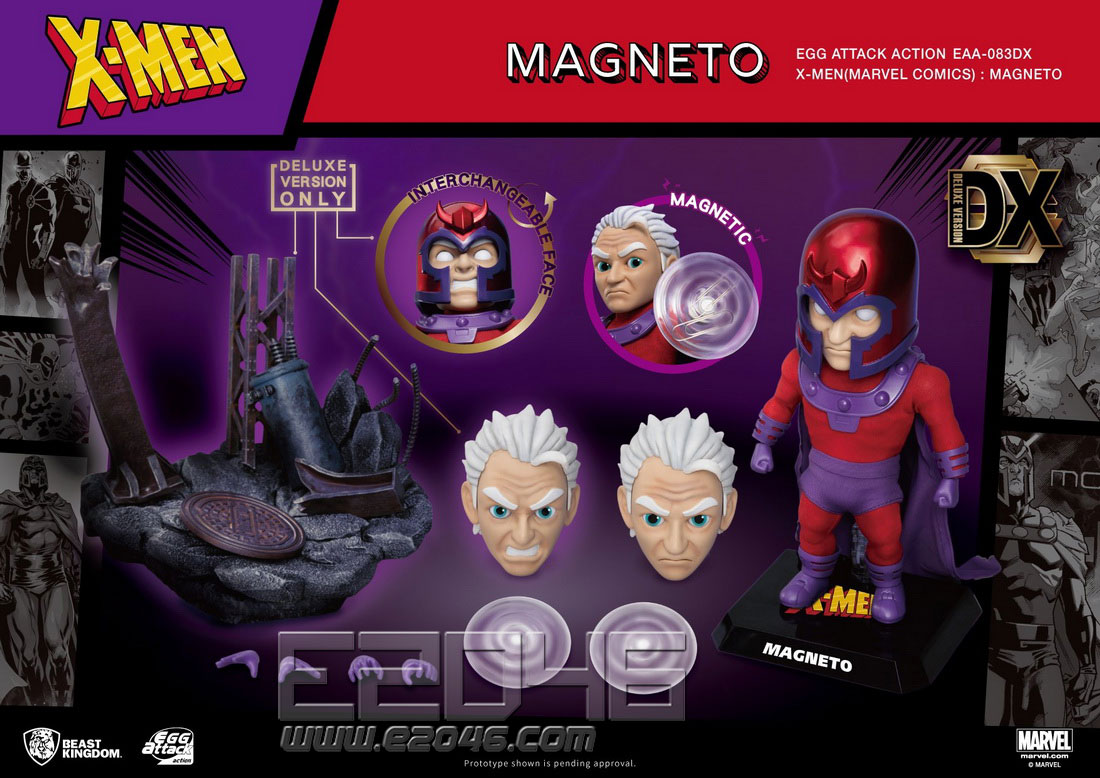 Magneto DX Edition (DOLL)