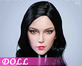 DL4658 1/6 Female Head Sculpture B (DOLL)