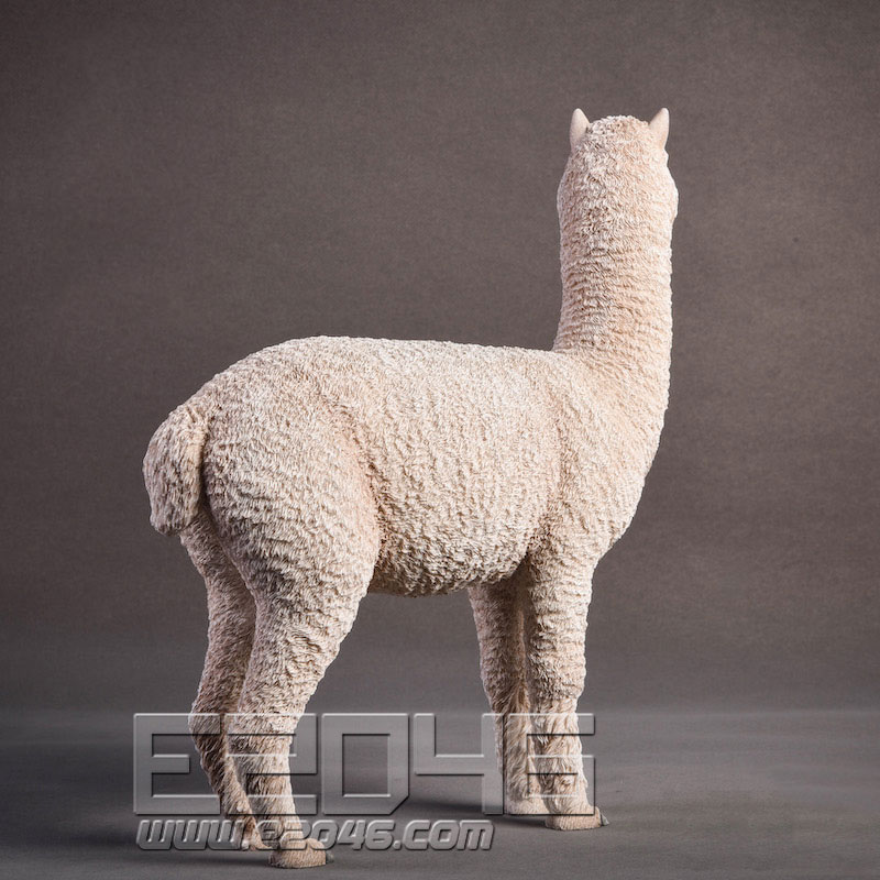 Alpaca White (DOLL)