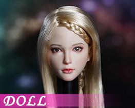 DL4812 1/6 Female Head Sculpture G (DOLL)