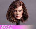 DL1246 1/6 Sexy Lady Head Carving B (Doll)