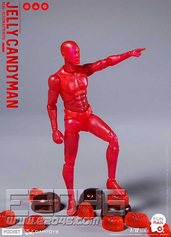 Jelly Candyman (DOLL)