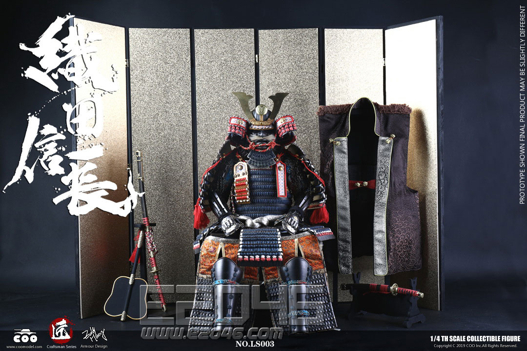 Oda Nobunaga Exclusive Edition (DOLL)