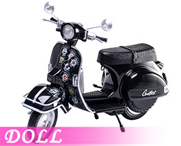 DL4256 1/12 Motorcycle C (DOLL)