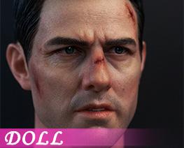 DL4934 1/6 Tough Guy Head Sculpture B (DOLL)