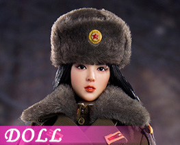 DL4735 1/6 Korean People's Army Female Officer (DOLL)