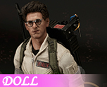 DL0895 1/6 Egon Spengler - Ghostbusters (Doll)