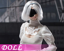DL1381 1/6 Sexy robot 2B sister (DOLL)