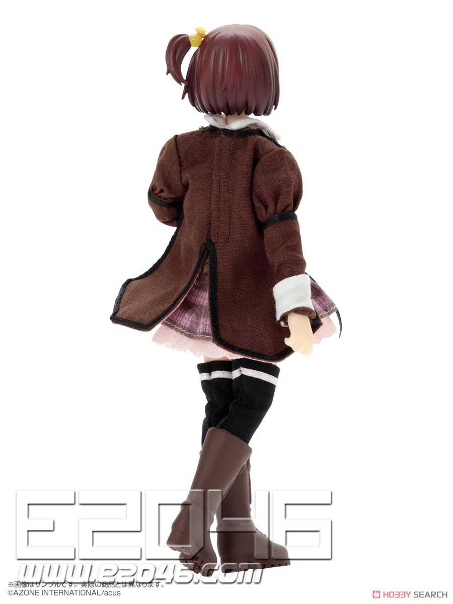 Amamiya Sophia Seren Real Color Version (DOLL)