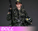 DL1254 1/6 Armed Police Force (Doll)