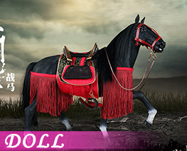 DL3876 1/6 Ozhou Li Warhorse Standard Version (DOLL)