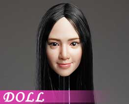 DL1671 1/6 Female head C (DOLL)