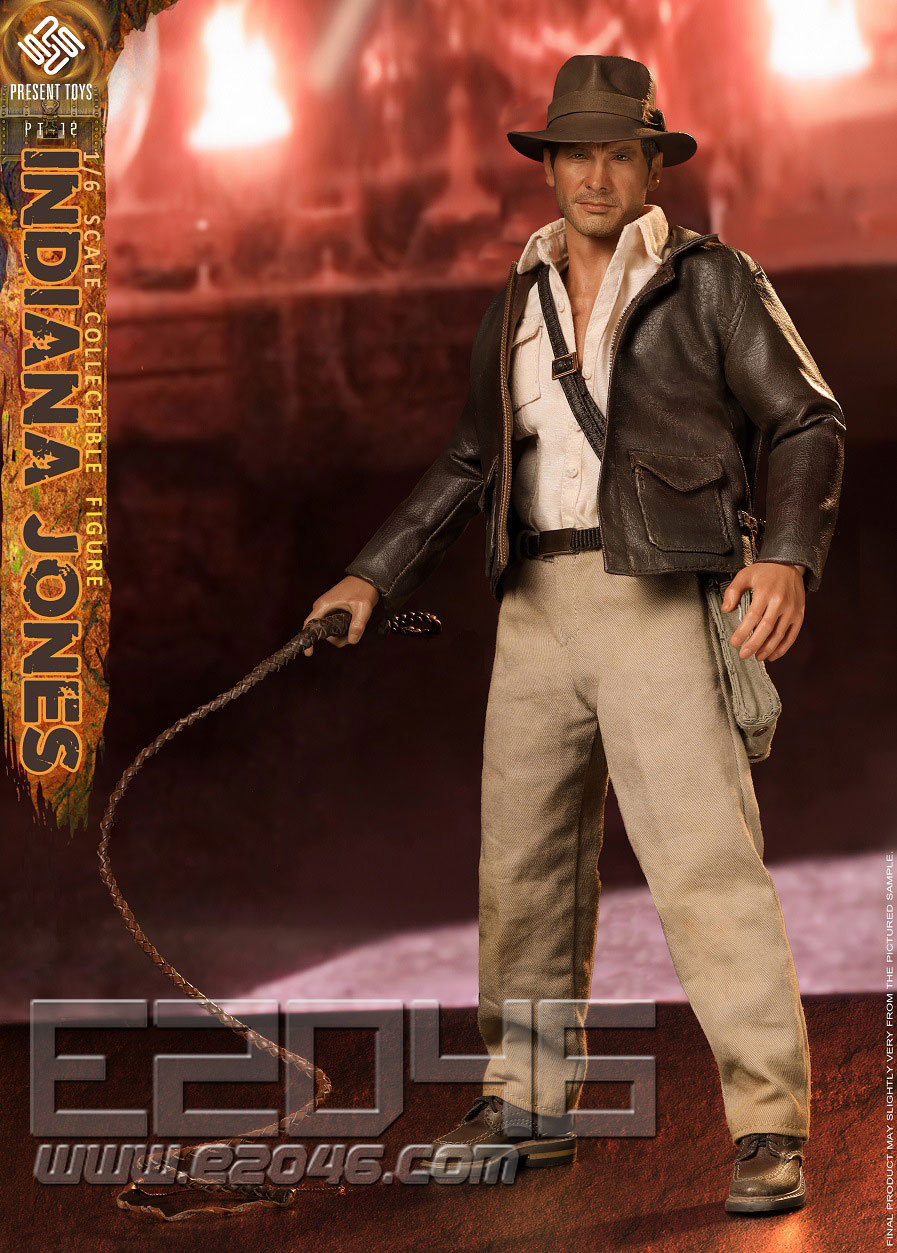 Raider Jones (DOLL)