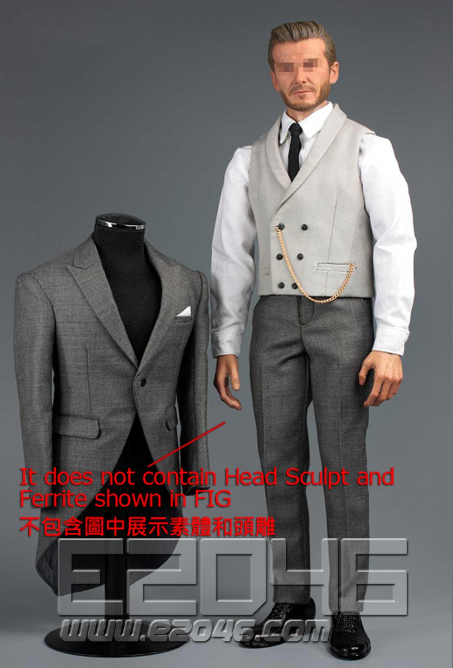 Gentlemans Dress C (DOLL)
