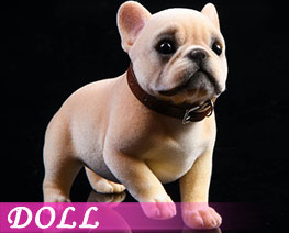DL3299 1/6 Tufting French Bulldog A (DOLL)