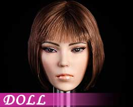 DL1575 1/6 Miscegenation female head A (DOLL)