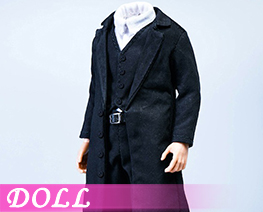 DL3989 1/6 Overcoat Suit (DOLL)