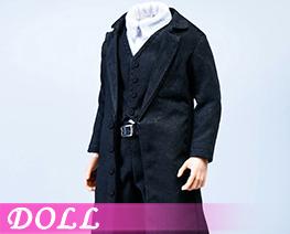 DL3989 1/6 大衣西服套装 (人偶)