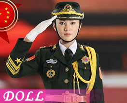 DL2648 1/6 Army Female Soldier (DOLL)