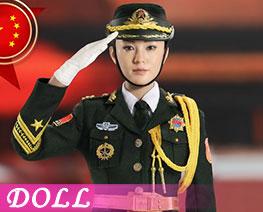 DL2648 1/6 陸軍女兵 (人偶)