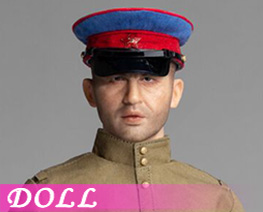 DL4646 1/6 WWII Soviet NKVD Officer (DOLL)