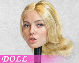 DL3362 1/6 Hair Transplant Female Head A (DOLL)