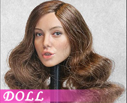 DL3364 1/6 Hair Transplant Female Head C (DOLL)