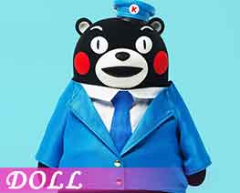 DL1827  Kumamon F (DOLL)