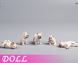 DL4460 1/12 French Bulldog B (DOLL)