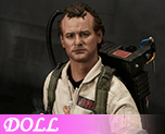 DL0893 1/6 Peter Venkman - Ghostbusters (Doll)