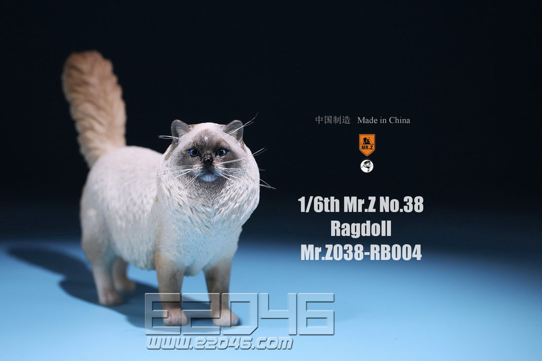 布偶猫植须版 D (人偶)
