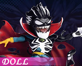 DL3239  Venomized Dr Strange (DOLL)