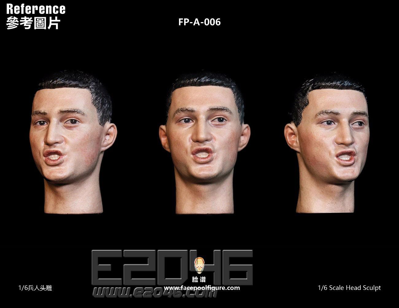 Head Sculpture B (DOLL)