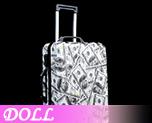 DL1037 1/6 Multi-Functional Travel Trolley Case E (Doll)