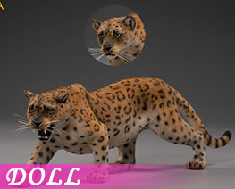 DL2390 1/12 Leopard (DOLL)