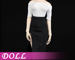 DL3204 1/6 Womens Dress Suit 2.0 C (DOLL)