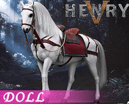 DL1980 1/6 War Horse (DOLL)