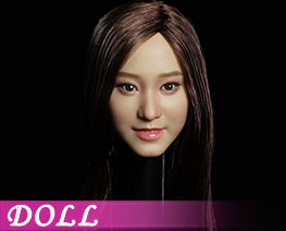 DL3260 1/6 Female Head C (DOLL)