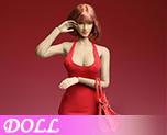 DL0852 1/6 Dress handbag set B (Doll)