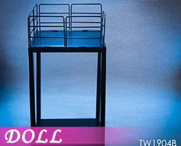 DL2140 1/12 All-metal Staircase Scene B (DOLL)