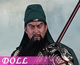 DL4838 1/6 Guan Yu Yunchang A (DOLL)